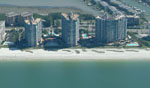 The Ultimar is a beachfront condominium complex right on the Gulf of Mexico. There are plenty of Condos for sale in these buildings